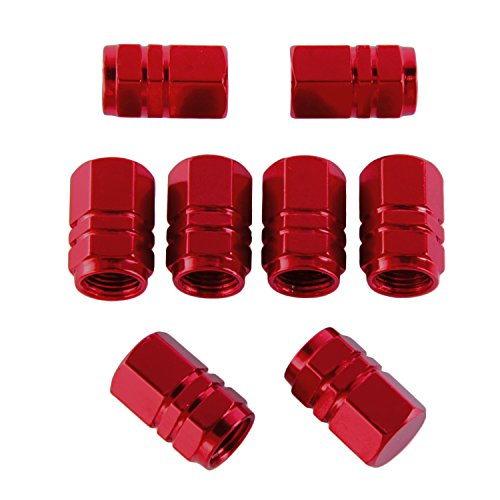 Top 10 tire valve cap toyota red for 2021