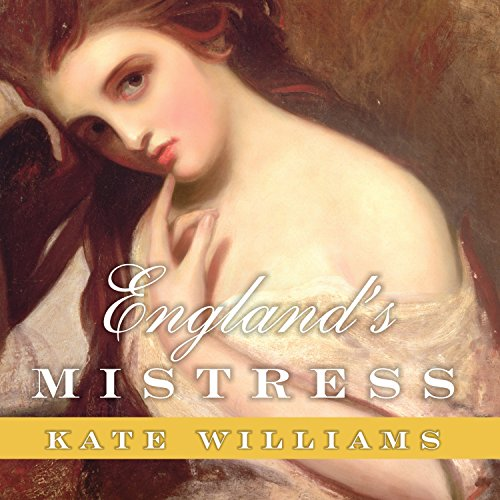 England's Mistress audiobook cover art