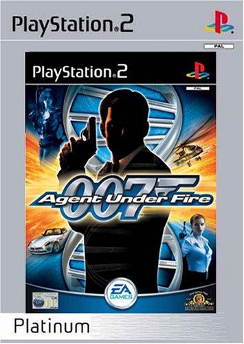 James Bond: Agent Under Fire Platinum - Very Good Condition
