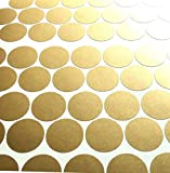 Bit Seller 100Pcs Gold Sticker+Silver Sticker (50 Gold +50 Silver) for envelopes Clouser/Wedding Card Clouser/Party Card Clouser