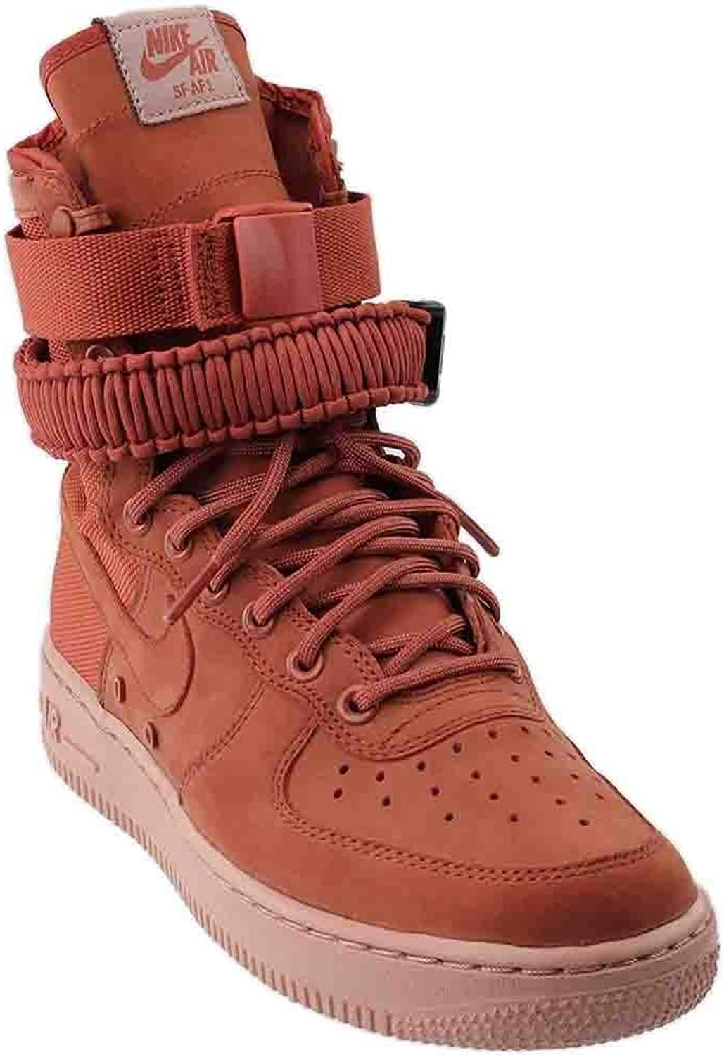 Nike Nike Nike W Sf Af1 - dusty peach/dusty peach-partic, Größe:11 B078P3D47Q 71f436