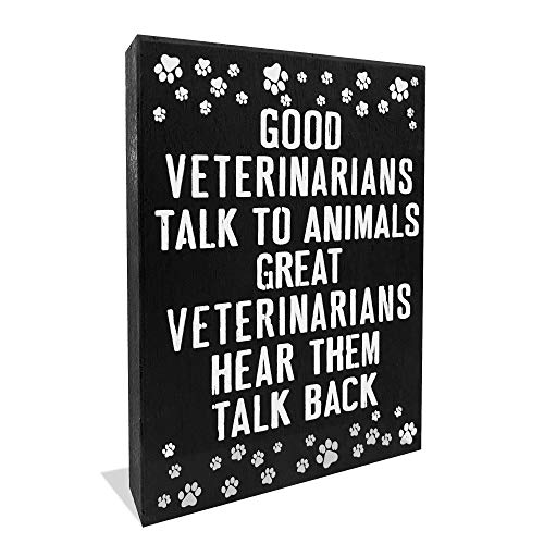 JennyGems - Good Veterinarians Talk to Animals,...