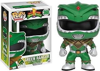 Funko POP TV: Power Rangers - Green Ranger Action Figure