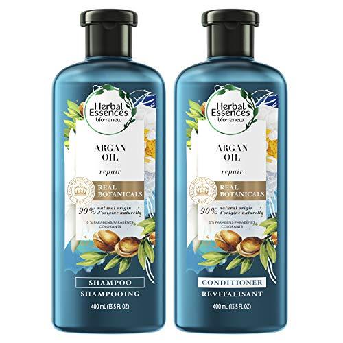 Herbal Essences – Lot de 2 shampooings et après-shampoing à l'huile d'argan du Maroc