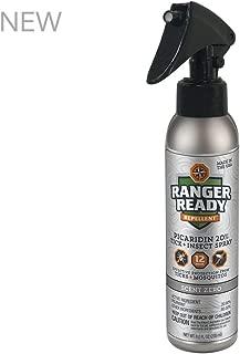 Picaridin 20% Tick + Insect Repellent Trigger Spray | Scent Zero | 235ml/8.0oz