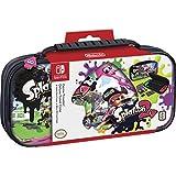 Nintendo Switch Game Traveler Deluxe Travel Case - Splatoon - Nintendo Switch - Imported USA.