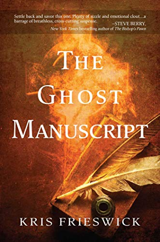 Image of The Ghost Manuscript