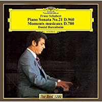 Schubert: Piano Sonata No. 21. Moment by Daniel Barenboim (2015-05-20)