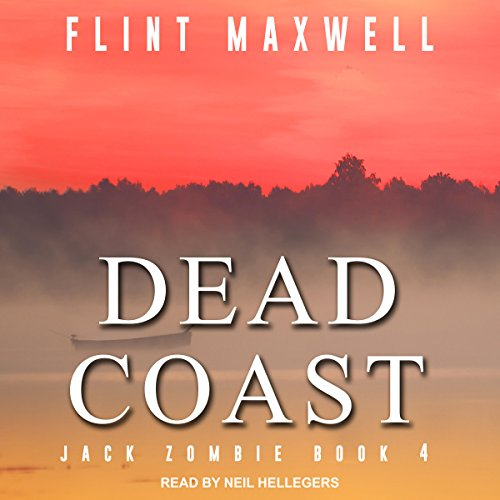 Dead Coast: A Zombie Novel audiobook cover art