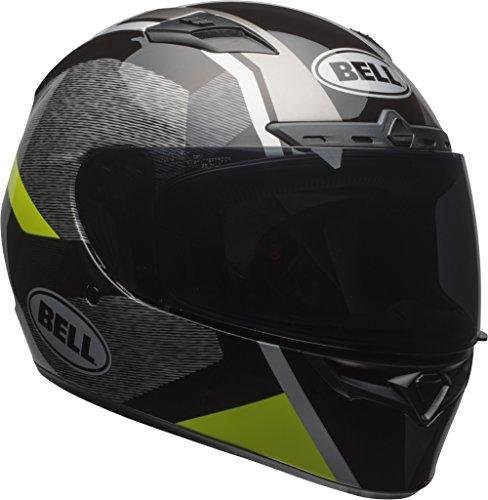 Bell Accelerator Adult Qualifier DLX Street Motorcycle Helmet - Hi...