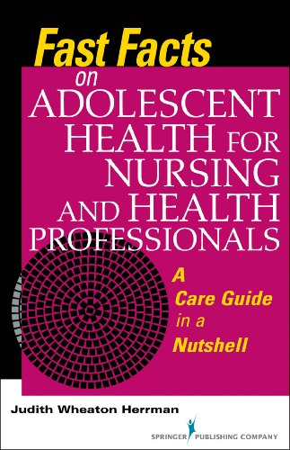 51VMcd WtSL - Fast Facts on Adolescent Health for Nursing and Health Professionals: A Care Guide in a Nutshell