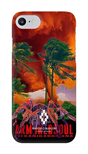 Cover Marcelo Burlon Tecks iPhone 6/7/8