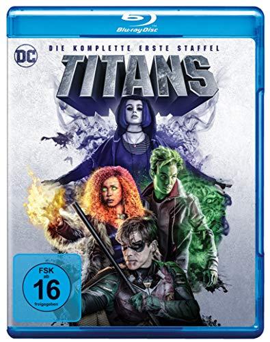 Titans - Staffel 1 [Blu-ray]