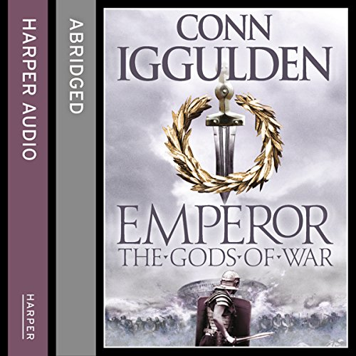 Emperor: The Gods of War                   By:                                                                                                                                 Conn Iggulden                               Narrated by:                                                                                                                                 Alex Jennings                      Length: 6 hrs and 6 mins     1 rating     Overall 4.0