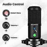 Zoom IMG-2 furine microfono per pc professionale