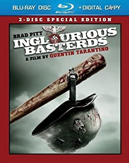 Inglourious Basterds (Blu-ray + Digital Copy)