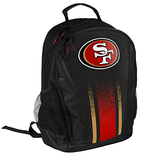 San Francisco 49ers 2016 Stripe Primetime Backpack