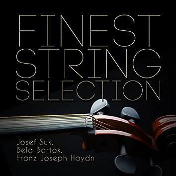 Josef Suk, Bela Bartok, Franz Joseph Haydn: Finest String Selection