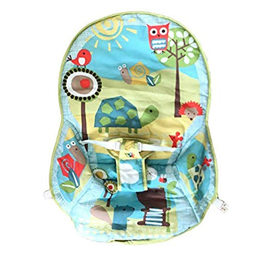 Replacement Seat Pad/Cushion / Cover for The Fisher-Price Infant-to-Toddler Rocker (Y0899 Turtle PAD)