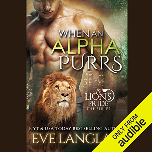 When an Alpha Purrs audiobook cover art