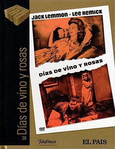 DIAS DE VINO Y ROSAS DVD LIBRO Days of Wine and Roses