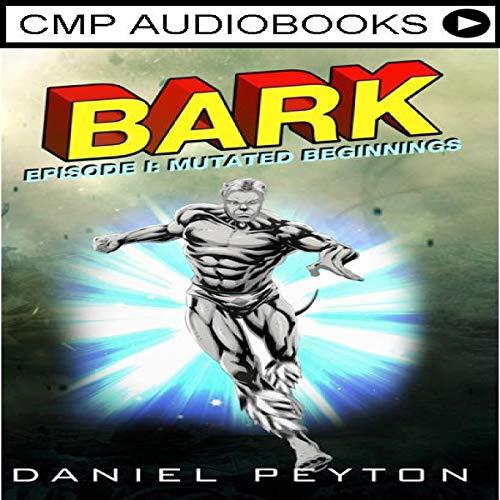Bark audiobook cover art