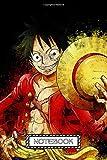 OP Notebook : One Piece Notebook Journal for Luffy Anime Fan Manga Fan