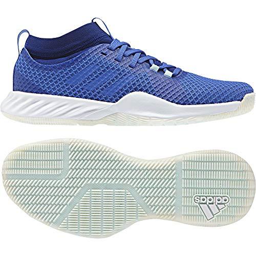 adidas Crazytrain Pro 3.0, Zapatillas de Deporte para Mujer, Azul (Hirblu/Clemin/Mysink Hirblu/Clemin/Mysink), 42 EU