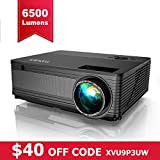 Best Tv Projectors Lcds - YABER Native 1080P Projector 6500 Lux Upgrad Full Review