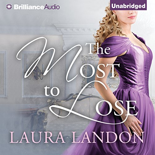 The Most to Lose audiobook cover art