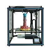 TRONXY X5SA Impresora 3D, DIY Kit Industrial de Alta Precisión con Nivelación Automática con un Botón y Detección de Interrupciones de Material, Bajo Ruido, 330mm x 330mm x 400 mm