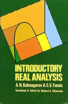 Best introductory real analysis Reviews