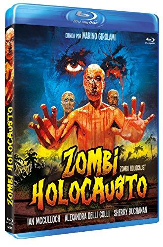 Zombie Holocausto BD 1980 [Blu-ray]