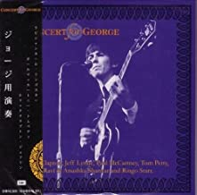 2CD CONCERT FOR GEORGE A TRIBUTE TO GEORGE HARRISON 2 CD MINI LP OBI Clapton Petty Booklets