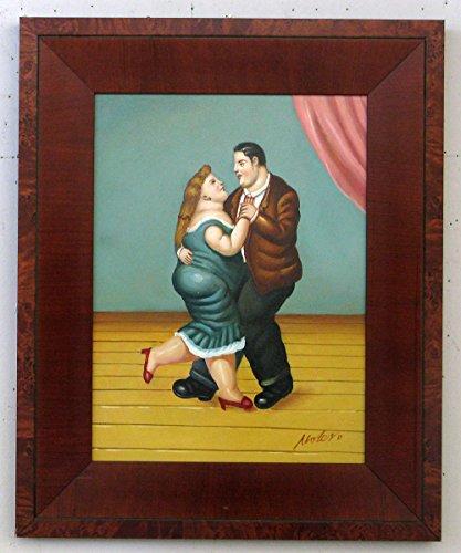 Gefälschte Gemälde Urheberrecht Botero 29