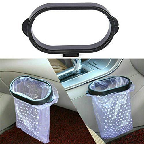 Kesheng Auto-Innenzubehör, Müllbeutelhalter, klein, für Auto, 17 x 9,5 x 2,2 cm