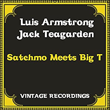 Satchmo Meets Big T (Hq Remastered)