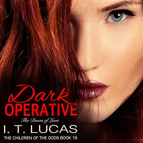 Dark Operative: The Dawn of Love audiobook cover art