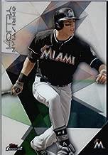 2015 Topps Finest Baseball Card #2 Christian Yelich