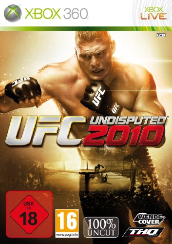 UFC Undisputed 2010 - FairPay - [Xbox 360]