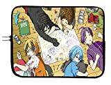 Servamp Anime Laptop Sleeve Bag 11 Inch Tablet & Computer Case - Protects Notebooks & Tablets - Anime Computer Bag - Compatible with Devices Up to 11.6 Inch