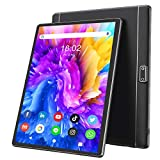 Tablet 10 Inch Android 9 HD Dual Sim Tablets with Quad Core, 32GB ROM /128 GB Expand, 3G Phone Call, WiFi, Bluetooth,...