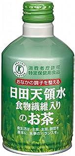 厚生労働省認可・特定保健用食品 「日田天領水食物繊維入りのお茶」 300g×24本