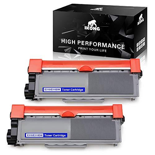 IKONG Compatible Toner Cartridge Replacement for E310dw 593-BBKD E310 E514 E515 Works with Dell E310DW, Dell E515DW, Dell E514DW, Dell E515DN Printer