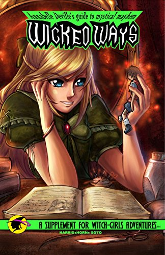 Witch Girls Adventures: Annabelle Deville's Wicked Ways (English Edition)