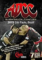 ADCC 2015 Complete 7 DVD Set