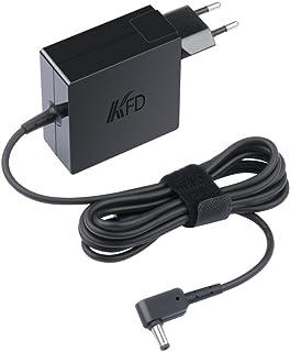 KFD 65W Adaptador Cargador Portátil para Asus Zenbook UX301 UX32VD Charger UX305 UX305CA UX305FA UX305LA UX21A UX31A X553MA Ux302 UX302LA UX32A UX32V UX303LB UX303UA UX303UB UX330UA UX42A 19V 3.42A