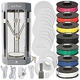 Silhouette Alta Plus 3D Printer Bundle with 7 Color Filament Pack