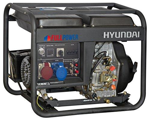 Gen. Diesel Fullpower Hyundai dhy8500let