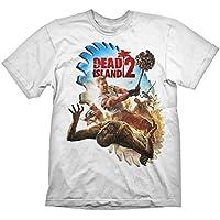 Dead Island 2 T-Shirt Saw Blade S [Importación Alemana]